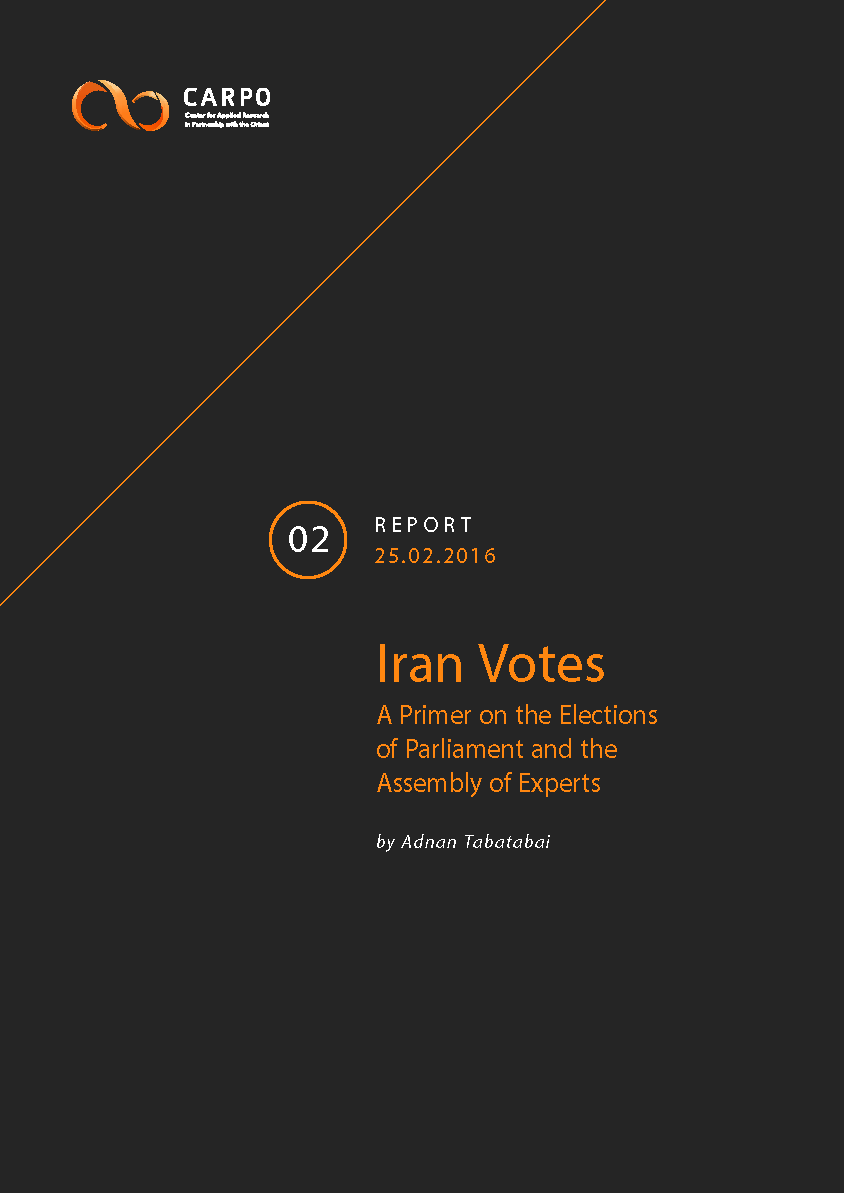 Iran Votes. A Primer to the Elections of Parliament and the Assembly of Experts