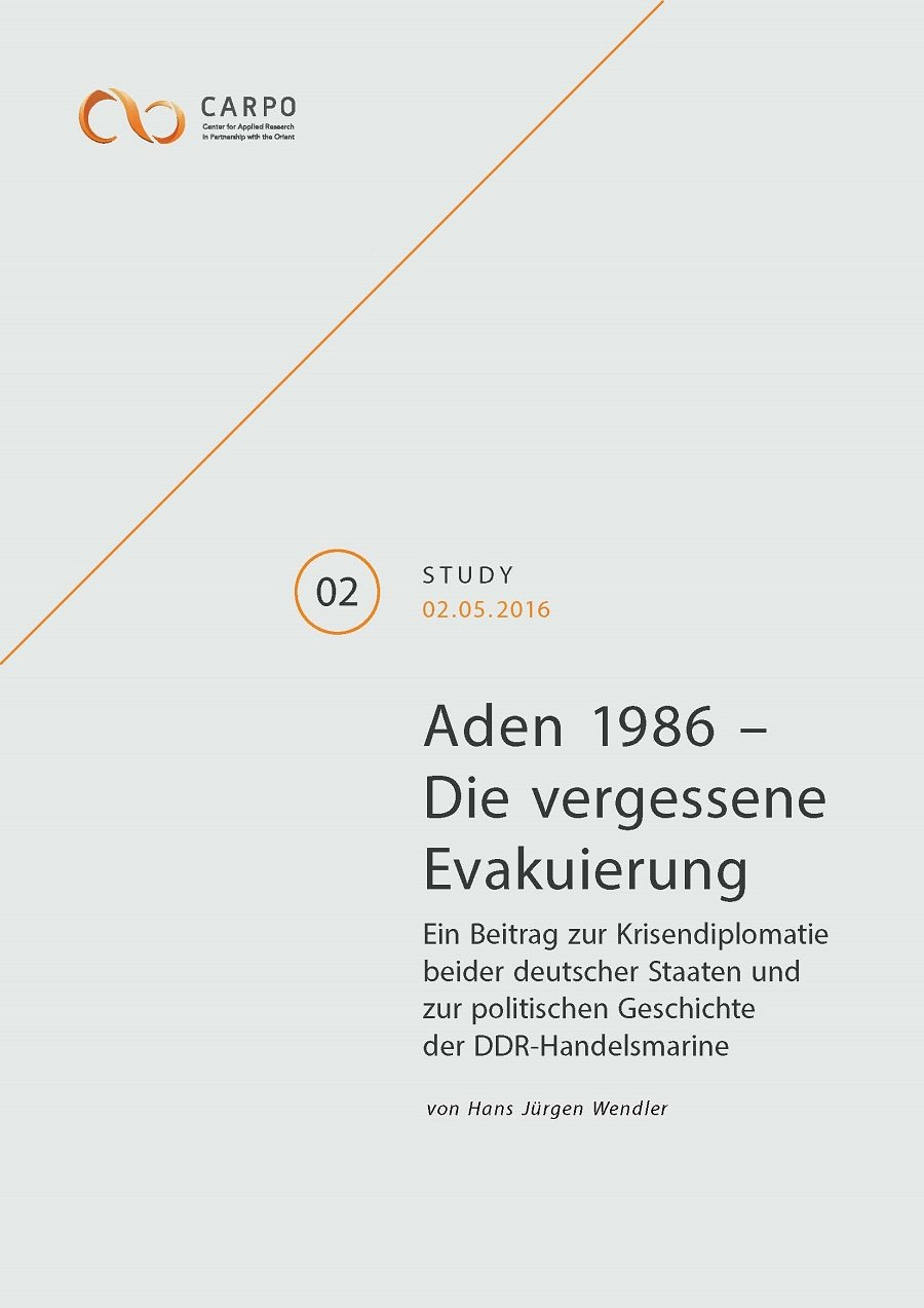 Aden 1986 – The Forgotten Evacuation [in German]
