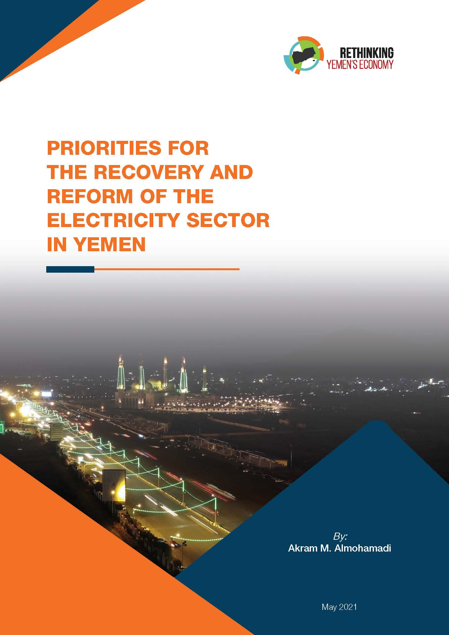 Priorities for the Recovery and Reform of the Electricity Sector in Yemen